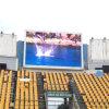 Visualización de LED a todo color al aire libre del diseño hábil con la pared video