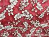 Baumwollpopelin-gesponnenes Gewebe für Kleid-Hemden/Kleid