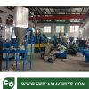 système de séchage de pipe électrique de 159mm pour les éclailles en plastique de séchage et de réutilisation de lavage