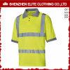 卸し売り安い作業均一夏の安全ポロシャツ(ELTSPSI-6)