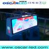 Visualizzazione di LED esterna del tetto del tassì di colore completo 960X320mm dello schermo P5 del LED