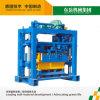 Maquinaria móvel manual pequena do tijolo da máquina do bloco Qt40-2