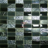 Grey Stone Mix Mosaico Cristal Negro (CS134)