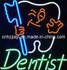 Знак дантиста неоновый (JYD-035)