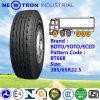 TBR Boto Cheap Price Truck Tyre 385/65r22.5 mit Smartway