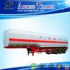 De Semi Aanhangwagen van de Vrachtwagen van de Tanker van het Vervoer van het Asfalt van de brandstof (LAT9408GRY)