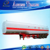 Kraftstoff-Asphalt-Transport-Tanker-LKW-halb Schlussteil (LAT9408GRY)