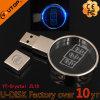 特別な水晶明るいギフトUSBのフラッシュディスク