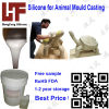 Гипсолит Silicone Rubber для Mould Making RoHS Gypsum Mould Casting Silicone Rubber