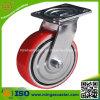 Hochleistungshandlaufkatze-Schwenker-Fußrollen-Räder