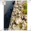 Cestas sextavadas galvanizadas Quente-Mergulhadas de Gabion para a tutela da água