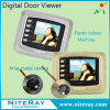 Nouveau Design Door Viewer avec Alloy Metal Cas Video Peephole Door Camera Support Motion Detect Digital Door Viewer
