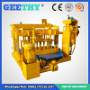 Qmy4-30A hydraulischer automatischer beweglicher Kleber-konkrete hohle Block-Ziegelstein-Maschine