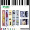Mercato colorato del Regno Unito degli armadi di memoria della rete metallica