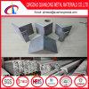 耐熱性DIN 316のステンレス鋼の角度