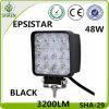 Precio de fábrica LED que trabaja la lámpara 4 * 4 LED 48W