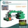 CH884-1000f 4 de Machine van de Druk van Flexo van de Kleur (Ce)