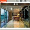Justierbares ausgeglichenes Glas des Edelstahl-u. Aluminium-Spant-6-12, das einfachen Dusche-Raum, Dusche-Kabine, Badezimmer, Dusche-Bildschirm/Tür, Dusche-Gehäuse schiebt