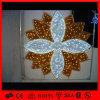 Lumière d'intérieur du motif LED de fleur de fantaisie de vacances de décoration