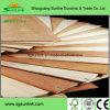 Tarjeta comercial de la madera contrachapada de la base del álamo