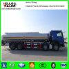 HOWO 8X4 35cbm reaprovisionan el carro de petrolero de combustible de gasolina y aceite