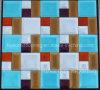Mosaico del espejo del diamante del azulejo de la pared del mosaico (HD051)