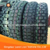 Tamaño de la fábrica Rich y el patrón neumático de la motocicleta / moto Neumáticos