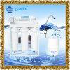 Épurateur à la maison de l'eau avec le stand et la mesure