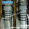Válvula de porta grande da flange do aço de molde do tamanho do API (Z540H)