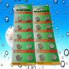 Батарея клетки кнопки Mercury Lr1154 0 алкалическая
