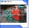 Gummiblatt Stapel-weg abkühlende Zeile Stapel-weg Kühlvorrichtung-Maschine