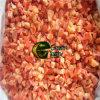 A pimenta vermelha congelada IQF corta vegetais