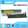 Summit compatible Printer Ribbon para Oki 5960/Fp21A H/D