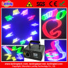 3D discoteca Light del laser di Fat Beam Animation Ilda per Stage