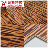 ドイツのTechnical Mirror Surface (u溝) Laminate Flooring (AD385)