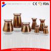 O melhor frasco de vidro de venda quente de venda do armazenamento do aço inoxidável dos produtos