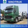 ケニヤのための6X4 A7 420HP Euro2 Trailer Truck