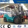 Nuovo carrello elevatore di sollevamento del diesel dell'albero di 3t 5.5m