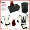 cadre de carton de vin de cuir de Faux de 2014new Stlye (5921)