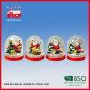 Украшение дома партии Xmas глобуса воды места рождества Santa Claus