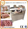 Máquina del cortador del tazón de fuente de la carne del acero inoxidable/máquina del interruptor de la carne/carne de cerdo que taja la máquina