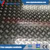 Folha de plataforma em alumínio embutida de 5 barras 6061, 5052