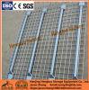 Hochleistungsstahlmaschendraht-Plattform für Lager-Ladeplatten-Zahnstange