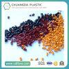 Telas no tejidas PP coloridos plásticos Masterbatch de los PP