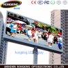Tablilla de anuncios al aire libre de la pantalla de visualización de LED de la visualización P6