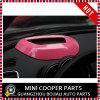 Couverture à lecture tête haute d'écran de couleur rose pour Mini Cooper toute la série (1PC/Set)
