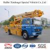 Dongfeng 24mの空気の高度のバケツの働くトラック