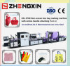 Sacos de mão não tecidos do profissional que fazem a maquinaria fixar o preço (ZXL-E700)