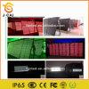 Farbe Fernsteuerungs-des LED-Bildschirmanzeige-programmierbares Verschieben- der Bildschirmanzeigeim freien Weiß-P10