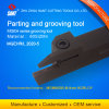 O suporte de ferramenta de sulco de superfície Mgehr2020-5 da ferramenta de estaca do CNC de Sant combinou a venda da inserção Mgmn500-M de Korloy quente